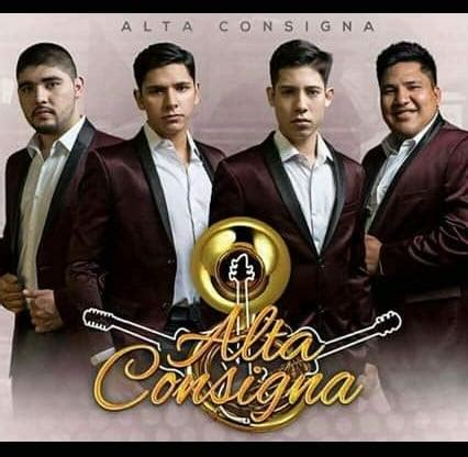 Christian Nodal Banda Ms Alta Consigna Ulices Chaidez Alfredo Olivas Ariel Camacho Gerardo Alta Consigna Home