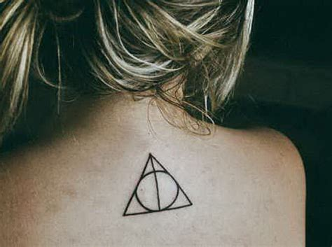 tattoo ideas harry potter awesome minimalist harry potter tattoos ruth ideas