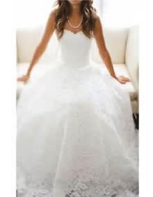 Robe De Mari 233 E Princesse Bustier Dentelle 20 Robes De White Wedding Dress Wow