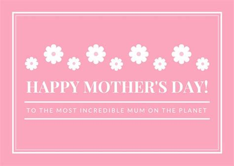 canva mother s day mother day card templates ninja turtletechrepairs co