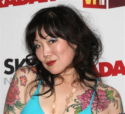 margaret cho tattoos margaret cho s korean spa experience left comedienne tense
