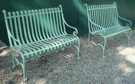 antique outdoor bench antique settees aileen minor