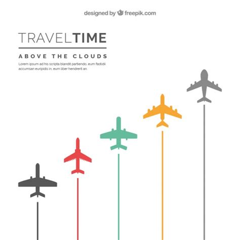 Travel Time travel time background vector free
