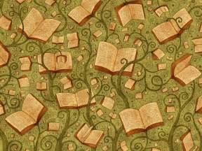 Book Walpaper by 12 Beautiful Ipad Wallpapers For A Book Lover
