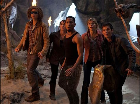 Or Percy Jackson Percy Jackson Sea Of Monsters Look Stanley In Leopard Print