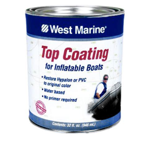 boat paint top west marine inflatable boat top coating west marine