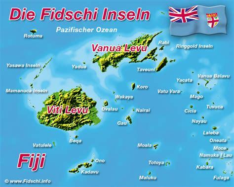 wo liegen die fidschi inseln die geografische lage der fidschi inseln landkarte