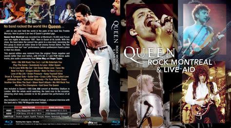 film queen montreal queen rock montreal live aid movie blu ray custom