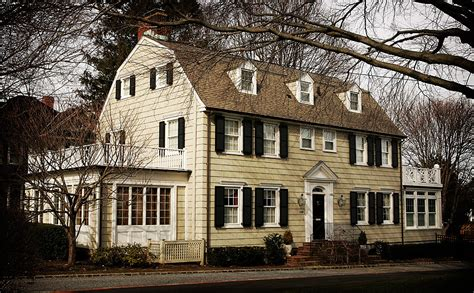 the amityville house amityville horror house uncrate