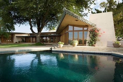 frank lloyd wright designed house for sale in los banos
