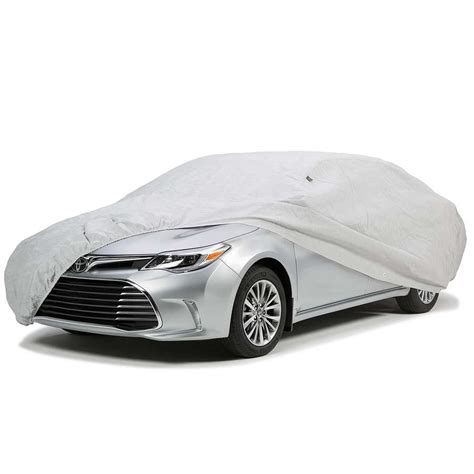 Abdeckung Auto by Wolf Ready Fit Semi Custom Block It 200 Car Cover Covercraft