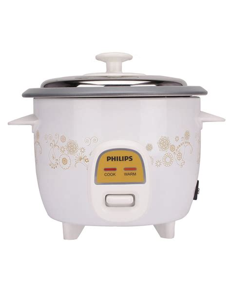 Cek Rice Cooker Philips buy philips 0 6 litres electric rice cooker hd3041 00