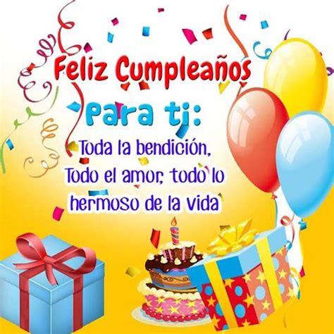 imagenes de cumpleaños felicitaciones im 225 genes de cumplea 241 os 171 frases tarjetas de feliz cumplea 241 os