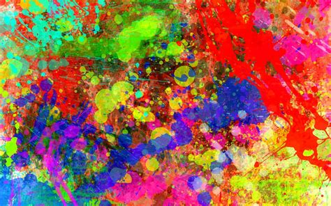 color splatter wallpapers color splash wallpapers