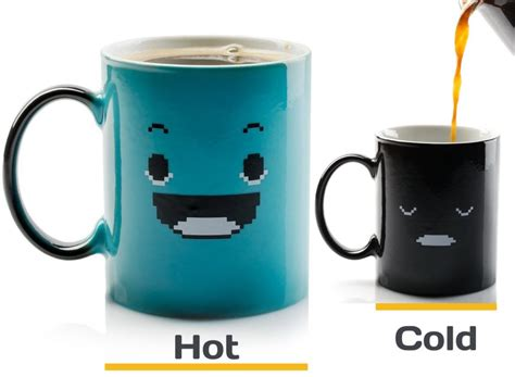 color changing coffee mug cool heat changing coffee mugs coffee supremacy
