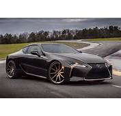 Lexus LC 500 Black  Google Search Lust List Pinterest