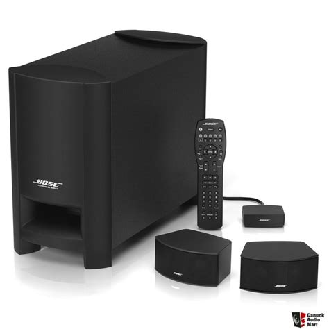Bose Cinemate Series Ii 2940 by Bose Cinemate Gs Series Ii 2 1 Sound System Photo