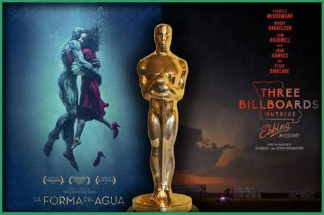 nominaciones oscar 2018 lista completa de los nominados a los premios lista completa de nominaciones a los oscar 2018