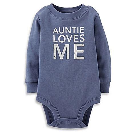 Bodysuit Carters 6m buy s 174 size 6m quot auntie me quot sleeved