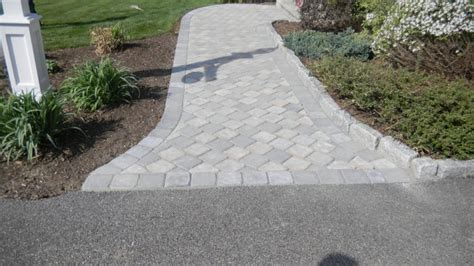 Unilock Camelot Pavers Landscape And Masonry Contractor Trac Landscaping In