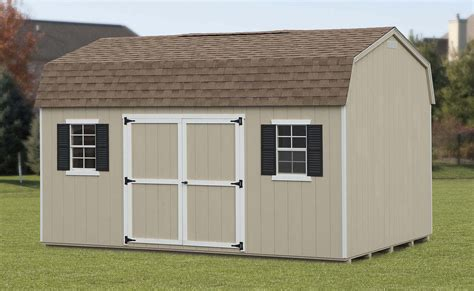 Shed Roof Trim by Sheds Barns Garages Pine Ridge Barns