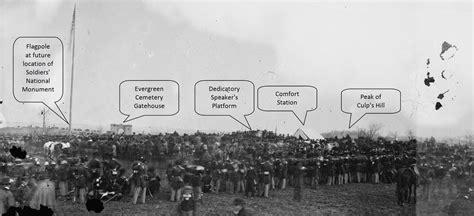 where did lincoln write the gettysburg address lincoln s gettysburg address literaster
