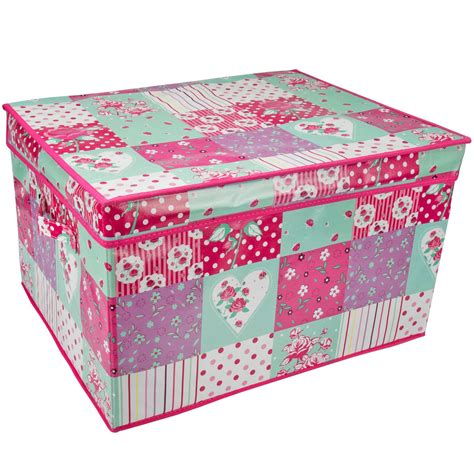 storage boxes childrens room large childrens chest storage box clothes laundry bedding bag tidy ebay