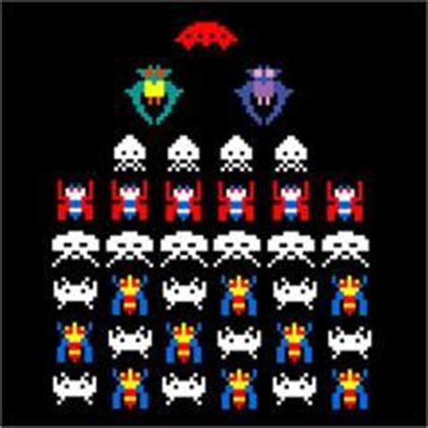 Galaga Rug by Get Me A Rug Where The Center Looks Like Galaga