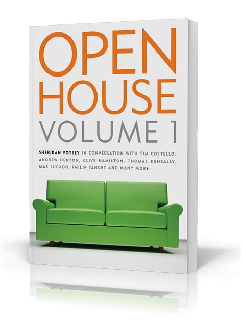 Open House Finder by Max Lucado Shares How To Find Your Sweet Spot In Voysey