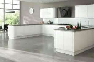 white gloss kitchen ideas larissa handleless gloss wnętrze kitchens