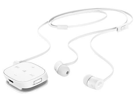 Headset Bluetooth Hp hp h5000 white bluetooth headset j2x00aa hp 174 middle east