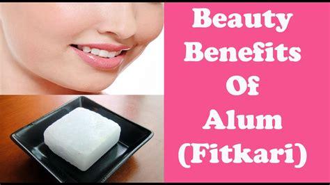 8 Perks Of Pale Skin by फ टकर Alum Benefits Of Alum Remove