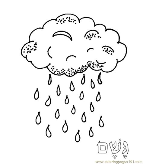 free coloring page rain coloring pages rain natural world gt waterfall free