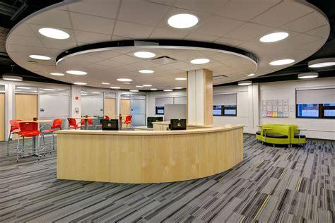 Design Center Troy | college science center design troy ny mosaic associates