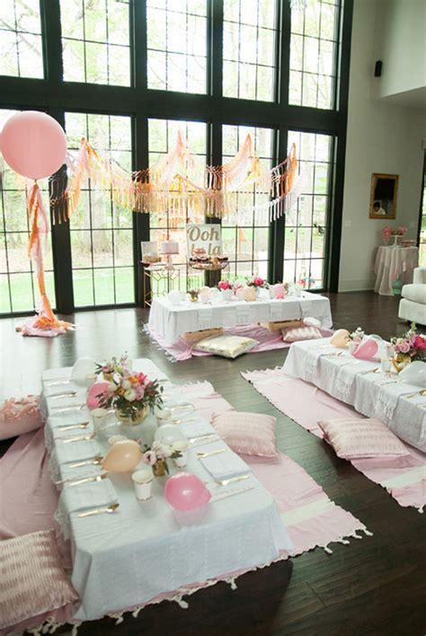 pignic themed 5th birthday wedding ideas 100