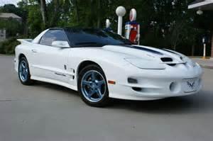 1999 Pontiac Trans Am 30th Anniversary 1999 Pontiac 30th Anniversary Trans Am Cars Bop Gm