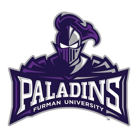 Furman Paladins   purple gold looking at game 4 furman university