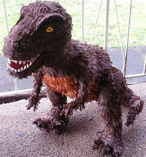 Pinata Dino T Rex By Pinata Dimi 17 best images about t rex on jurassic world