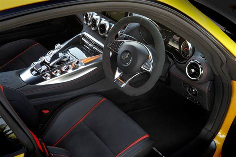 Amg Gt Interior by Mercedes Cars News Mercedes Amg Gt S Arrives In July