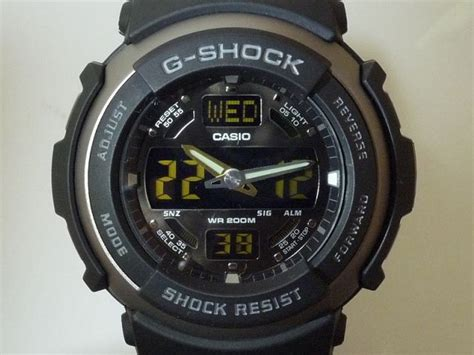 g shock g 314rl 2006 casio archive