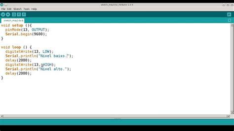 tutorial arduino serial tutorial porta digital e comunica 231 227 o serial no arduino