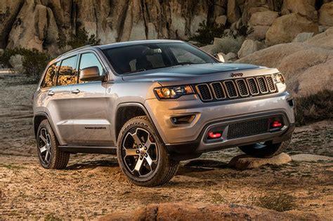 Jeep Grand Trailhawk Motor Hemi V8 6 2 Notas Y Noticias Automotor Motorbit