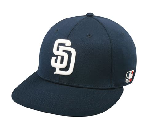 oc sports mlb replica with rounded flat visor custom
