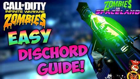 dischord zombies in spaceland dischord weapon easy tutorial zombies in spaceland