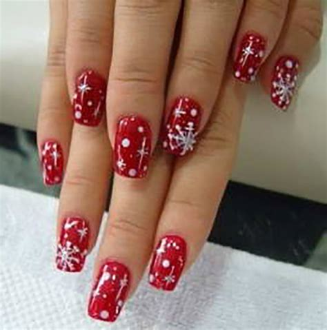 christmas nail decoration rainforest islands ferry