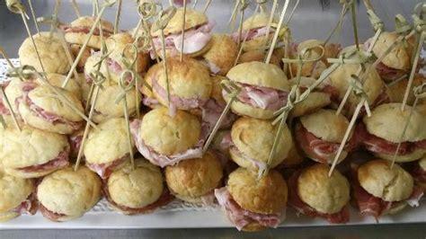 Link Mini Food by Cannoli Salati Con Crema Al Salmone E Granella Di