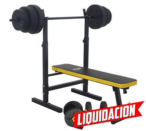 banco de banco de musculaci 243 n 50 kg tiendas anticrisis