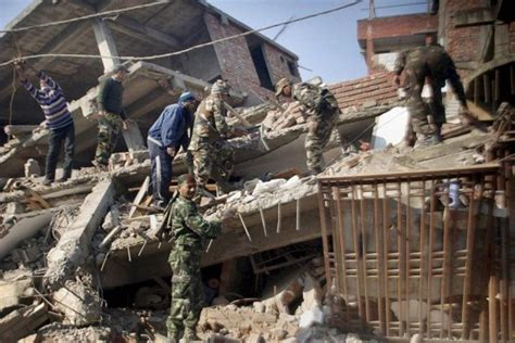 earthquake disaster management one dead several houses damaged in tripura quake the