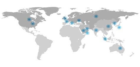 Map Of Boeing Locations Map aerospace jobs and engineering careers at boeing