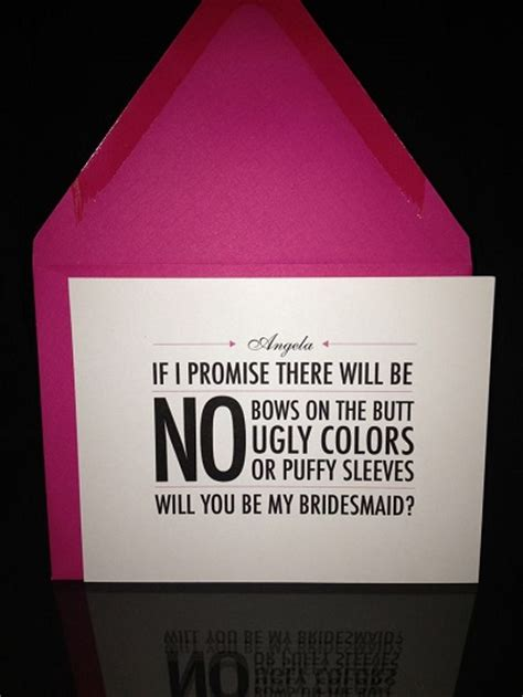 how to ask to be my will you be my bridesmaid ways to pop the question
